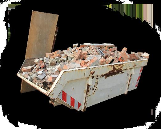 Вывоз строительного мусора. СПб и Ленинградская область